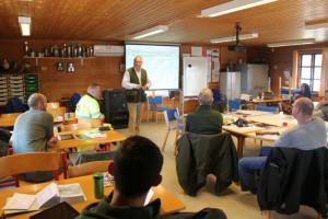Aftenskole: undervisning til jagtprøven