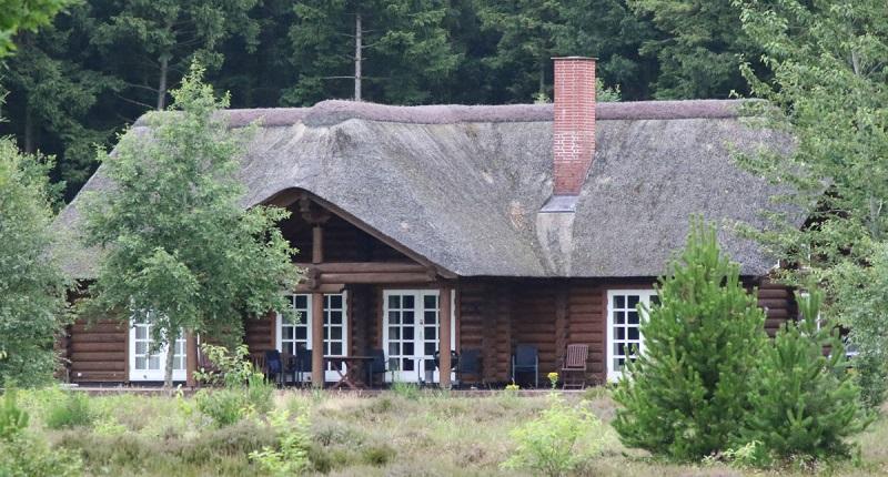 Luksus jagtkursus i Østerby plantage